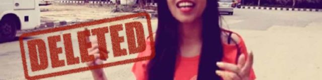 Dhinchak Pooja Has Been Wiped Off The Internet. All Videos Deleted From YouTube!
